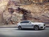 De nieuwe Jaguar XF: lichtgewicht efficiency