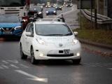 Nissan LEAF rijdt ruim 370 km volledig zelfstandig door Engeland
