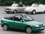 De cabrio's van Volkswagen