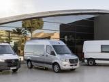 Mercedes-Benz Sprinter bestverkochte bestelwagen van 2019