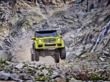 Mercedes-Benz presenteert G 500 4x42 showcar