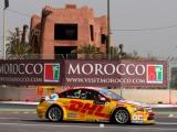 Tegenvallend resultaat voor Tom Coronel in Marokkaans WTCC-weekend
