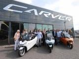 Carver debuteert op de Nederlandse weg.