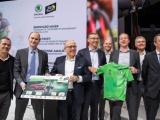 ŠKODA verlengt sponsorcontract met Tour de France-organisator A.S.O. tot 2023