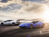 Lamborghini presenteert de Huracán Performante Spyder