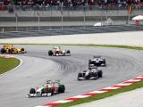 Het debuut in de formule 4 van een vrouw uit Saudi-Arabië