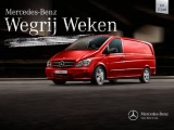 Mercedes-Benz Vito Edition in de spotlights tijdens de Mercedes-Benz Wegrij Weken