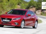 Maximale vijf sterren EuroNCAP voor nieuwe Mazda3