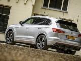 Volkswagen Touareg nu ook met 3.0 V6 TSI