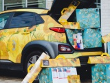 Hyundai x Van Gogh Museum Connection Day.