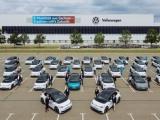 Volkswagen-medewerkers starten praktijktest met 150 ID.3's