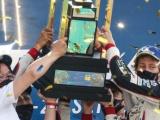 Toyota pakt derde keer op rij Le Mans-trofee