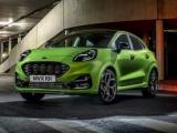 Line-up Ford Puma uitgebreid in de basis én aan de top: bereikbare Connected en ultrasportieve ST