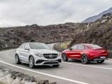 Mercedes-Benz maakt prijzen nieuwe GLE Coupé bekend