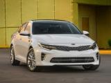 Nieuwe Kia Optima beleeft werelddebuut tijdens de New York International Auto Show
