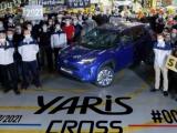 Toyota begint productie van nieuwe Yaris Cross