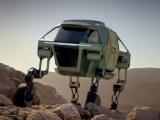 Hyundai Walking Car Concept is de toekomst van hulpverlening, variërend van gehandicaptenzorg tot noodhulpverlening.