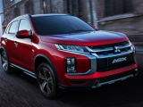 Wereldpremière vernieuwde Mitsubishi ASX op Autosalon Genève