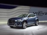 Subaru VIVIZ 2 Concept: Toekomstblik