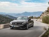 Verkoop nieuwe Mercedes-Benz C‑Klasse Cabriolet van start