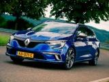 De nieuwe Renault Mégane Estate