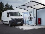 Groupe Renault introduceert waterstof in lichte bedrijfswagen programma