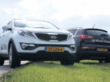 Kia Sportage X-ecutive Plus Pack