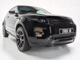 Bijzonder exclusieve Range Rover Evoque By Studio Job