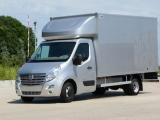 Opel Movano voorziet in elke transportbehoefte