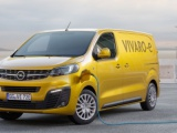 Opel Vivaro-e: succesvolle bedrijfswagen gaat elektrisch