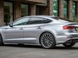 Sportief chic: Audi A5 Sportback S line black edition
