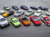 SEAT: 70 jaar historie met 16 speciale modellen
