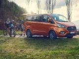 Ford Tourneo Custom efficiënter en krachtiger met Mild Hybrid-techniek
