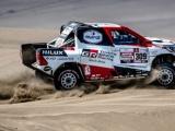 Ten Brinke op weg naar een topklassering in Dakar Ten Brinke op weg naar een topklassering in Dakar