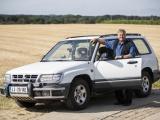 Subaru Forester-bestuurder doorbreekt magische grens van 1 miljoen kilometer