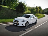 "Lexus IS 300h ""Clean Road Car of the Year 2014"""