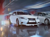 Lexus presenteert IS 300h Edition & F SPORT Edition
