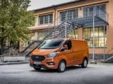 Ford prijst Ford Transit en Tourneo Custom Plug-In Hybrid