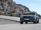 CUPRA Formentor koppelt rijplezier aan veiligheid met 5 Euro NCAP-sterren