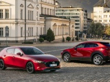 TWEE MAZDA'S bij drie finalisten voor WORLD CAR OF THE YEAR 2020