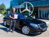Mercedes-Benz ontvangt licentie voor autonoom rijden in Silicon Valley