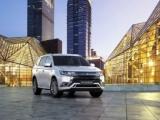 Outlander PHEV bestverkochte Mitsubishi van Europa