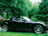 smart Roadster Brabus 74kW