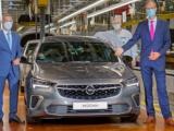 Opel start productie nieuwe Insignia in Rüsselsheim