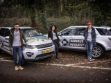 LAND ROVER ook in 2017 partner 3FM Serious Request en Rode Kruis