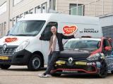 Renault en Stichting Groot Hart bezorgen kinderen geweldige racedag op 15 mei a.s.