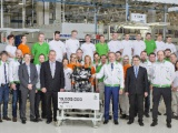ŠKODA viert bouw 13 miljoenste motor en productiestart nieuwe 1.0 TSI