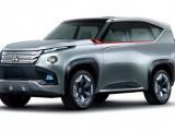 Mitsubishi Concept GC-PHEV beleeft Europese primeur