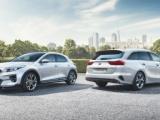 Kia onthult efficiënte Plug-in Hybrid-varianten van de  XCeed en Ceed Sportswagon met lage emissie