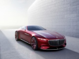 Mercedes-Benz toont Vision Mercedes-Maybach 6 op Concours d'Élégance Paleis Soestdijk